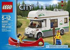 LEGO City Great Vehicles 60057 Camper Van Toys