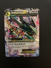 m rayquaza ex 76/108 Near Mint
