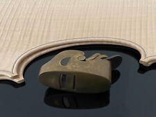 Ibex Geigenbauhobel, gewölbte Sohle, Eisenbreite 27,5 mm, mit Ersatzeisen