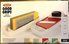OXO Good Grips Complete Grate & Slice Set Brand New