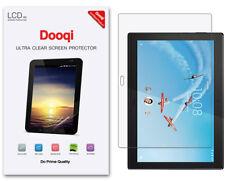 3X Dooqi HD Clear LCD Screen Protector Shield For Lenovo Tab 4 10 Plus -10.1