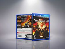 Army Corps of Hell - PlayStation Vita Cover and Case. NO GAME!!