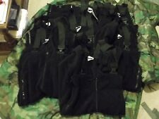 LOT OF 8 US MILITARY POLARTEC COLD WEATHER OVERALLS MED S/R