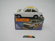 Matchbox SuperFast Ford RS 2000 No. 9