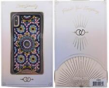 New Original ZERO GRAVITY Casbah Embroidered Case for iPhone X 10 - Muti-Color