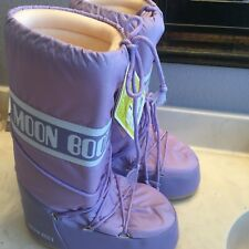 Moon Boot By Tecnica Size 42 - 44 Purple New With Tags Lilla Usa Size 11