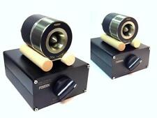 Fostex T90A Super High Frequency Tweeter with L-Pad Enclosure Box Case 1 pair