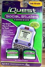 I Quest Social Studies Cartridges Grade 5 Learning Test Reviews