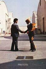 (LAMINATED) PINK FLOYD WISH YOU WERE HERE ALBUM COVER POSTER (61x91cm)  PICTURE