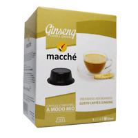 128 CIALDE CAPSULE COMPATIBILI LAVAZZA A MODO MIO MACCHE' ILMIO CAFFE' GINSENG