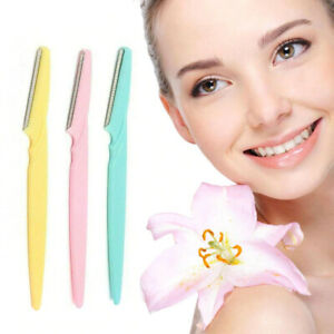 1Pcs-Eyebrow Razor Eyebrow Trimmer Hair Remover Set Women Face  Eyebrow Trimmer