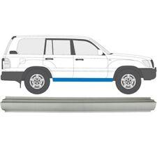 Toyota Land Cruiser 2003-2010 5 Tür Schweller Reparaturblech / Rechts = Links