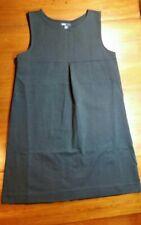 """Gap Kids Girls Dress Jumper Size XXL 14-16 Sleeveless Black 34"""" Bust"""