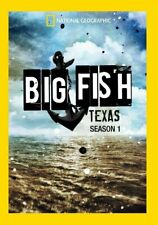 Big Fish, Texas Season 1,New Dvd, Nick Gutierrez, Buddy Guindon, Christopher Gui