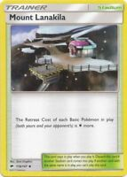 4x Mount Lanakila - 118/147 - Uncommon Burning Shadows Pokemon Near Mint