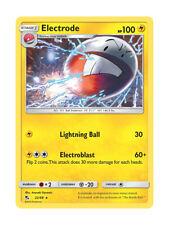 Electrode 22/68 Rare Pokemon Card TCG - Hidden Fates Shiny Vault - New & Mint