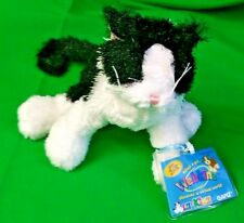 Webkinz Black and White Cat Lil Kinz New Sealed Code