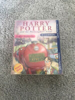 Harry Potter And The Philosophers's Stone Audio Book 6 Cassette Tapes