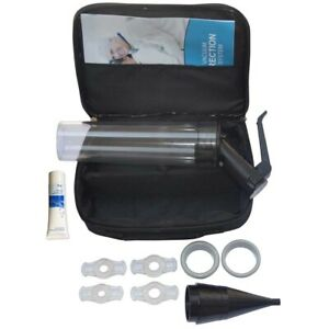 Deluxe UNIQ Vacuum Erection Device Erectile Dysfunction Pump Medical Penis Pump