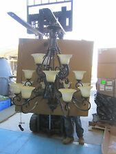 Euro Classics Chandeliers P/N 16633-018 Appear Unused Price Reduced
