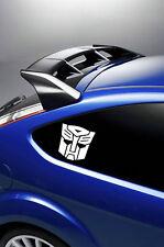 2X Transformers AUTOBOT car stickers/decals  window