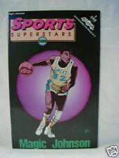 1992 Magic Johnson Sports Superstar Comic Book #3 Rare ! Los Angeles Lakers