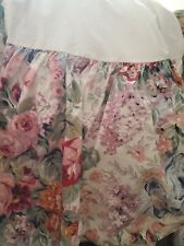 Ralph Lauren Allison Floral California King Bed Skirt