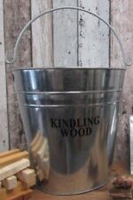 Unbranded Fireplace Log Buckets