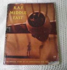 World War II British Collectable Military Books