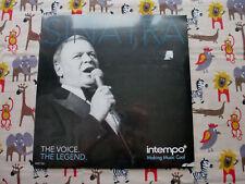 FRANK SINATRA THE VOICE THE LEGEND 2016 INTEMPO RECORDS VINYL LP NEW SEALED