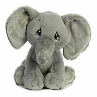 Stuffed Elephant Animal Plush Toy for Baby, Girls, Boys, Newborn -Gift cute