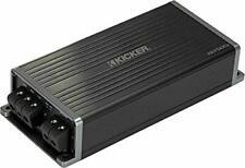 New listing Kicker 47Key5001 Car Audio Smart Dsp Mono Sub Amplifier Easy Auto Setup Amp