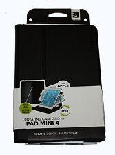 TUCANO GIRO CON ROTAZIONE A 360 per Apple iPad Mini 4 Nero