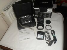Fujifilm FinePix X Series X100 12.0MP Digital Camera - Silver Boxed