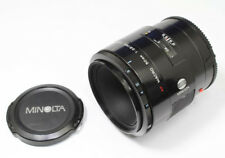 Minolta AF 50 mm f/2.8 Macro (I) Lens For α A-Mount