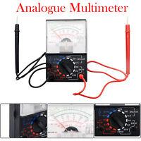 8 Funktionen Analog Multimeter Sinometer 19 Bereiche Spiegelskala Multitester DE