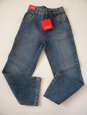 Esprit mini pantalon jeans bleu stretch taille ajustable 128cm 8 ans mixte