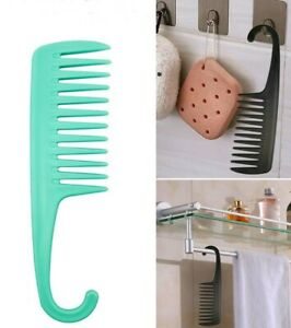A Set Of 3pcs, A Comb For Bathing, Massage, And Curly Hair