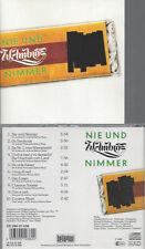 CD--WOLFGANG AMBROS--NIE UND NIMMER