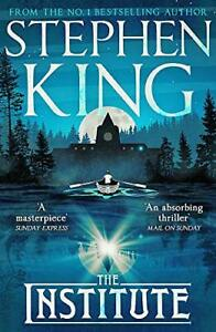 The Institute By Stephen King. 9781529355413