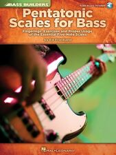 Pentatonic Scales for Bass Fingerings Exercises Proper Usage of Scales 000696224