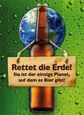Magnetic 301/260 - Save the Earth! it is the only planet... - 8 x 6 CM-NEW