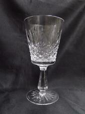 "Waterford Crystal Kenmare, Cut Ovals & Squares: Water Goblet (s), 6 7/8"" Tall"