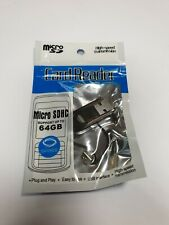 Brand New Micro SD Card Reader - High Speed Transmission