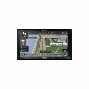 Pioneer AVIC-F77DAB Navigation DAB+ Multimedia Entertaiment Top