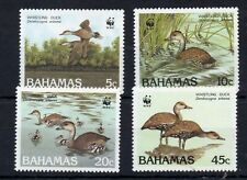 BAHAMAS STAMPS 1988 BIRDS SG 824/7  LIGHTLY MOUNTED MINT