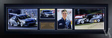 CRAIG LOWNDES FORD PERFORMANCE RACING SIGNED & FRAMED MOTOR RACING MEMORABILIA