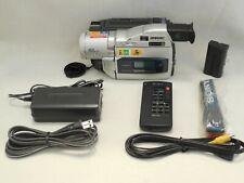 Sony Dcr-Trv720 Digital Hi8 8mm Camcorder Good Condition 90-Day Warranty