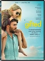 Gifted [New DVD] Ac-3/Dolby Digital, Digitally Mastered In Hd, Dolby, Dubbed,