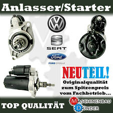 VW CORRADO 531 SEAT TOLEDO FORD GALAXY WGR ANLASSER STARTER NEW NEU !!!